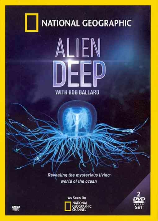 ALIEN DEEP BY BALLARD,BOB (DVD)